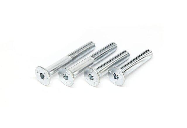 Sechskantschraube DIN 933 VPE Stahl verzinkt M12 Güte 8.8