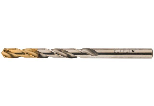 Profi-Spiralbohrer Ø 2,5 mm HSS-G - titannitriert - Typ N-TP - DIN 338