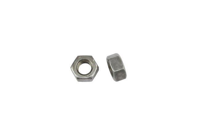 25 Stk DIN 934 Sechskantmutter Stahl verzinkt Feingewinde 1,5 Festigkeit 8