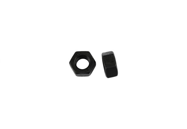 DIN 934 Sechskantmutter M12  - Stahl - Festigkeit 12