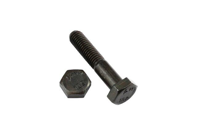Sechskantschraube mit Schaft - DIN 931 - Güte 8.8 - M12
