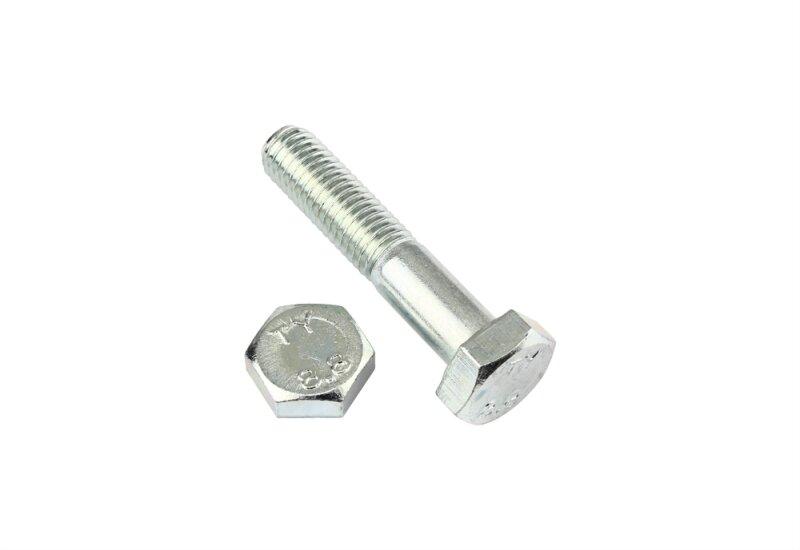 Sechskantschrauben Stahl Aussensechskant 10.9 DIN931 M6 M45,
