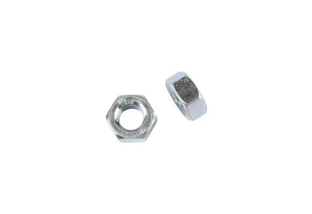 DIN 934 Hexagon Nut steel 8 plated - fine thread 1,5