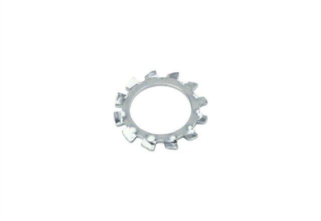 DIN 6797 Tooth lock washer A - Steel zinc plated