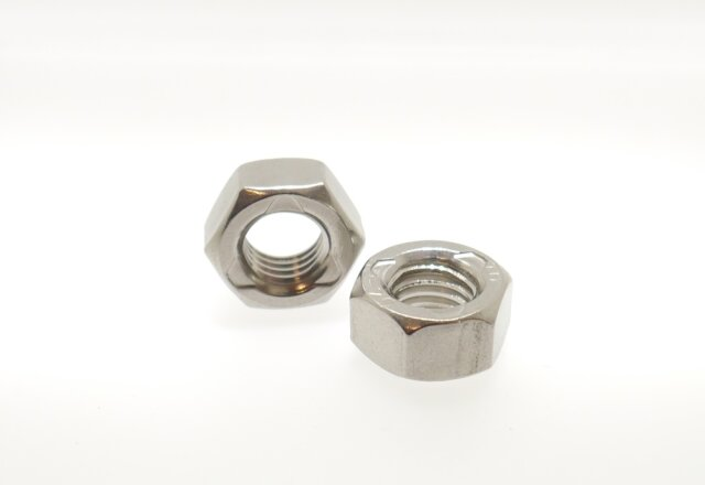 DIN 980 Locking Nut - Stainless Steel A2