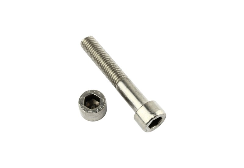 10 St/ück | Zylinderkopf Schrauben rostfrei DERING Zylinderschrauben M5x10 mit Innensechskant DIN 912 Edelstahl A2