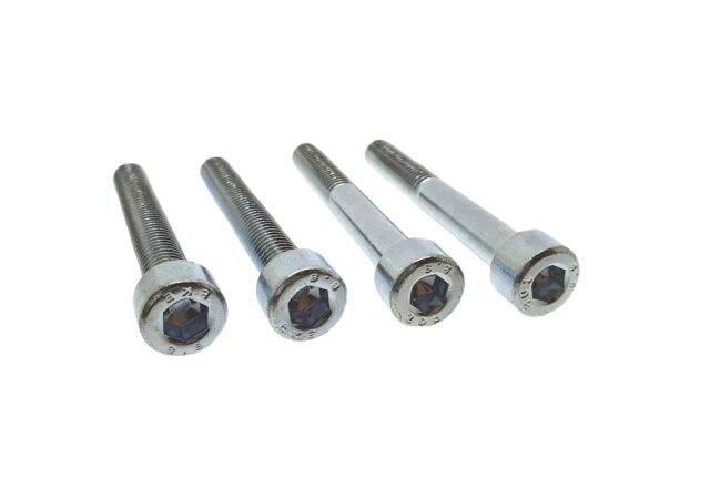 Cylinder Screw DIN 912 - M 30 x 120 mm - Steel 8.8 zinc plated