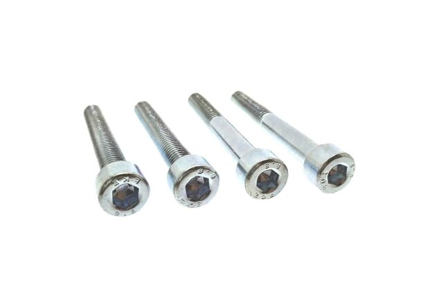 Zylinderschraube DIN 912 - M12 x 60 mm - Stahl 8.8 galv. verzinkt