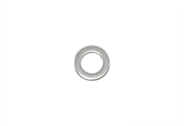 DIN 125 Scheibe ohne Fase A 8,4x16x1,6 - Edelstahl