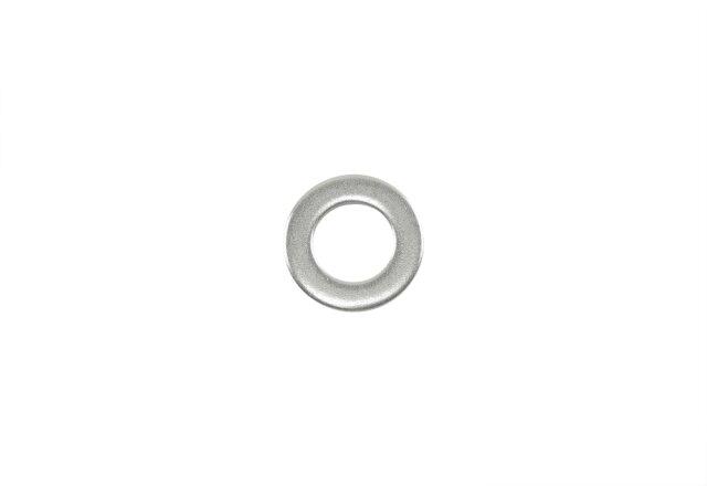 DIN 125 Scheibe ohne Fase A 10,5x20x2 - Edelstahl